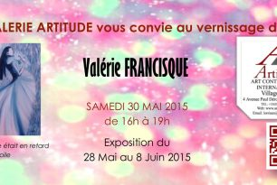 2015: Gallery Artitude, 28th May to  8th of June, Paris, France