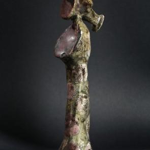 Femme Origine-Raku-710g-7x8x28cm