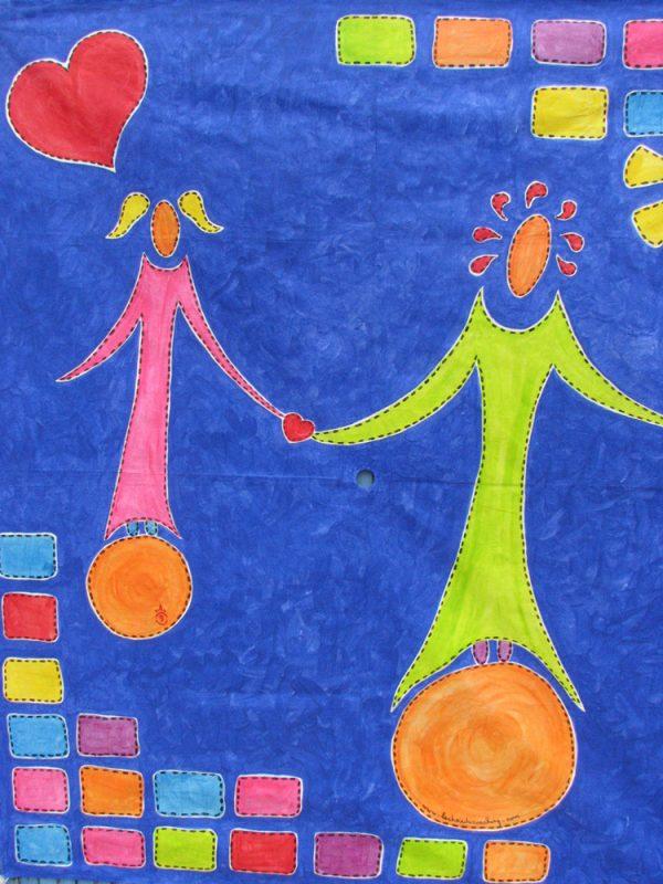 2014 : 6 juin et tout l'été : Art en Ciel à Cherbourg