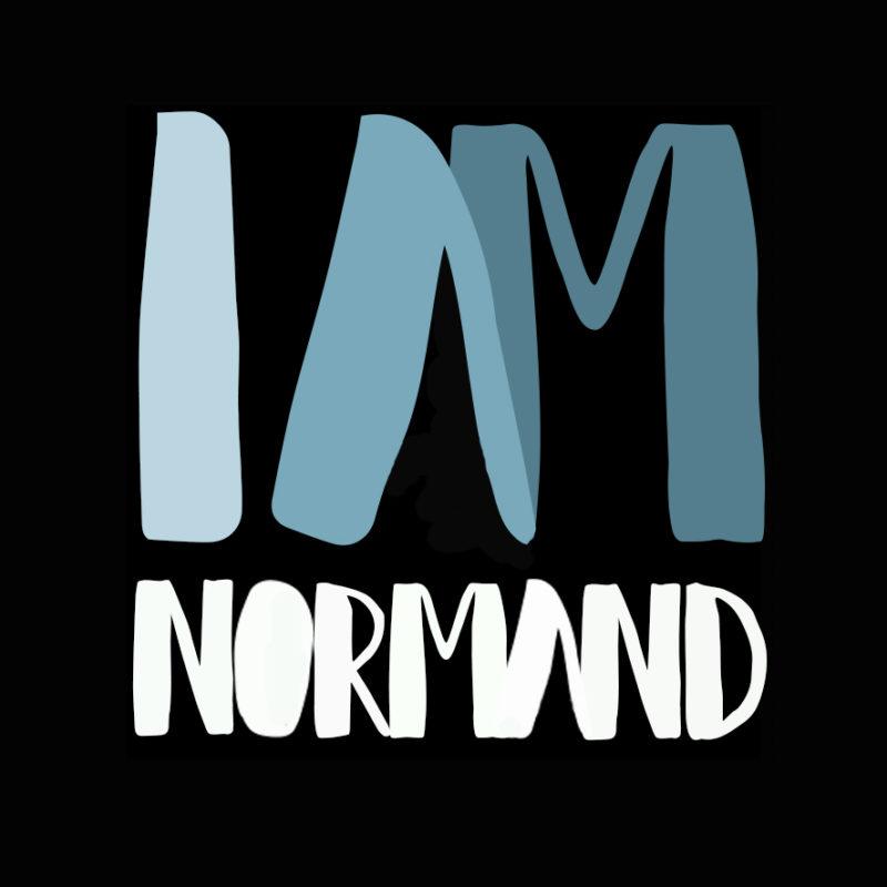 Mes créations normandes présentées au réseau I AM NORMAND