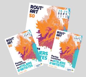 ROUT'ART 50 2019 OUVERTURE ATELIERS D'ARTISTES