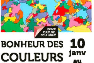 Exposition Beaumont  Espace Culturel de la Hague du 10 janvier au 12 février 2020